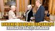 Cumhurbaşkanı Erdoğan ile Kraliçe Elizabeth görüştü