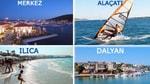 2018 Çeşme plajları giriş ücretleri