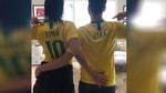 Adriana Limadan Metin Harayla formalı paylaşım