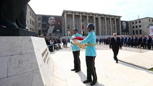 Meclis törenle açıldı