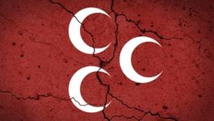 MHP'de büyük şok! 126 kişi istifa etti