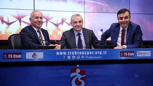 Rıza Çalımbay Trabzonsporda!