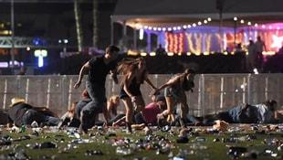 ABDde konsere silahlı saldırı: 50den fazla ölü