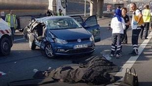 Korkunç kaza! İki üniversiteli kız hayatını kaybetti