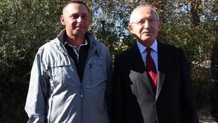 Kılıçdaroğlu asker oğluyla özlem giderdi