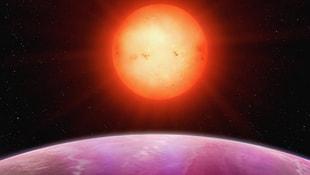 Bu gezegen var ama olmamalı!