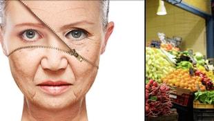 İşte yaşlanmayı durduran o besin