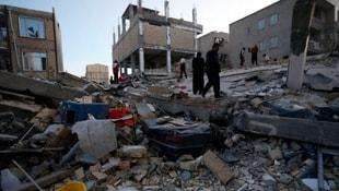 Irakta bir deprem daha!