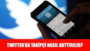 Twitter takipçisi arttırma