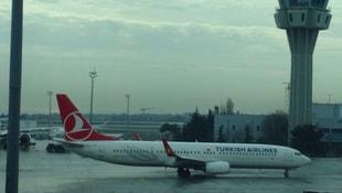 Uçakta acı anons: Bir hastamız vefat etmek üzere