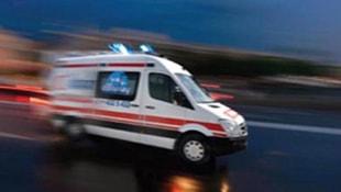 Otobanda zincirleme kaza! 4 ölü