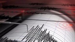 Muğlada deprem fırtınası: Yarım saat içinde 8 kez sallandı!
