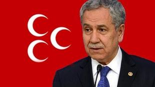 MHPden Arınça  sert çıkış: PKK ve FETÖ sever!