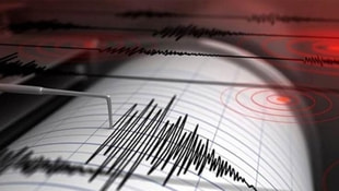 Muğlada bir deprem daha!