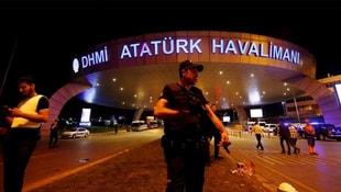 Atatürk Havalimanında sıcak saatler