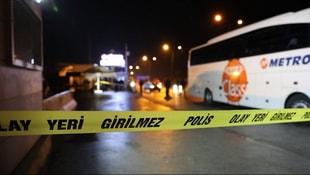 Ankarada bir polis, meslektaşını vurdu