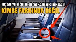 Uçak yolculuğu yapanlar dikkat!