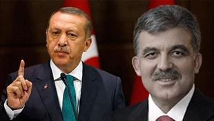 Erdoğandan Abdullah Güle sert sözler: Hayırdır, bu tepkisellik nereden çıktı?
