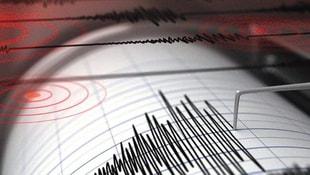 ABDde şiddetli deprem ve Tsunami...