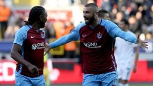 Trabzon Kasımpaşayı rahat geçti
