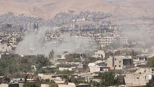Şam'da cenaze törenine saldırı: 17 ölü, 54 yaralı