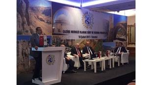 Siirt'te Cazibe Merkezleri çalıştayı düzenlendi