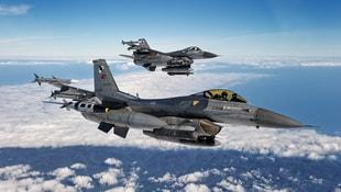 TSK'dan DEAŞ'a hava operasyonu 27 terörist öldürüldü