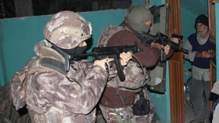 10 ilde sahte polis operasyonu