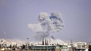 DEAŞ'a hava operasyonu 44 terörist öldürüldü