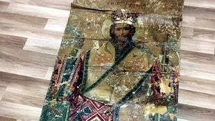Adana'da Hz. İsa'nın havarilerinden birinin ikonası bulundu