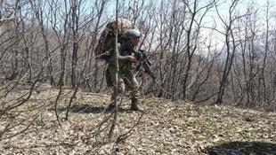 Mardin'de çatışma! 2 asker yaralandı