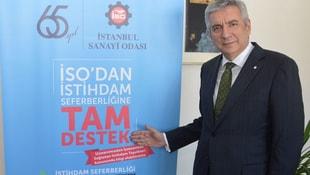 İstanbul Sanayi Odası 1 haftada bin kişiyi işe aldı