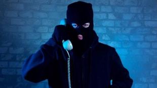 Telefon dolandırıcıları teknik takibe takıldı