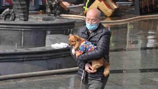 Çin'de otel yangını: 10 ölü
