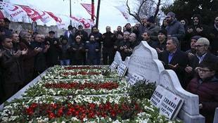 Eski başbakan Necmettin Erbakan mezarı başında anıldı