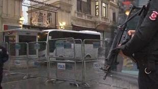 Hollanda elçilikleri giriş ve çıkışları kapatıldı