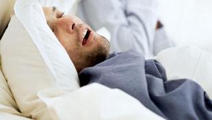 Uyku apnesi kalp krizine sebep olabilir!