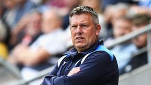 Craig Shakespeare Leicester Cityin yeni teknik direktörü oldu