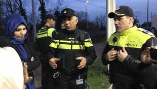 Hollanda polisine ateş etme izni verilmiş