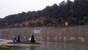 İstanbulda kar sürprizi