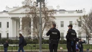 Beyaz Sarayda bomba alarmı!