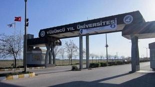Van Yüzüncü Yıl Üniversitesi'nde 64 öğrenci zehirlendi