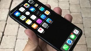 Apple'ın son bombası iPhone 8 böyle mi olacak?