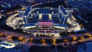 Isparta Şehir Hastanesi bugün açılıyor