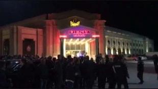 Bulgaristanda bomba alarmı! Yüzlerce kişi tahliye edildi