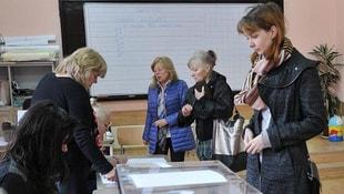 Bulgaristan seçimi başladı!
