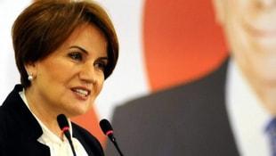 Meral Akşener: Yüzde 61 evet çıkarsa siyaseti bırakacağım