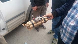 Üsküdarda bomba paniği! Hastane alarma geçti