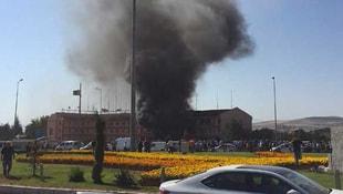 Elazığ Emniyet Müdürlüğüne saldıran 2 terörist yakalandı