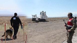 Ermenistan İran ve Azerbaycan sınırındaki mayınlar temizleniyor